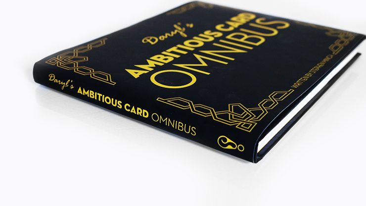 Ambitious Card OMNIBUS by DARYL