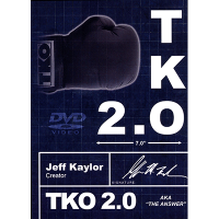 TKO2.0: The Kaylor Option BLACK and WHITE (Book, DVD, and Gimmick) by Jeff Kaylor and Michael Ammar