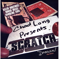 Scratch DVD and Gimmicks by Chad Long