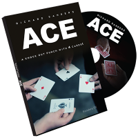 Ace DVD and Gimmicks  by Richard Sanders