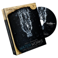 Water Works (DVD and Gimmicks) by Uday Jadugar & Paul Harris Presents-