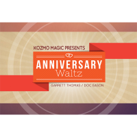 Anniversary Waltz (Special Cards and Online Instructions) by Garrett Thomas and Doc Eason