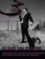 REFILLS for THREE (3) by Steve Valentine