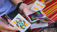 Game Over Playing Cards by Gemini