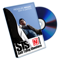 Self Tying Shoelace (Download &  Props) by Jay Noblezada