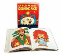 The Classic Coloring Book of Magic