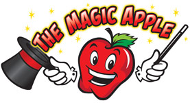 The Magic Apple, the world's largest magic store in Los Angeles, California.